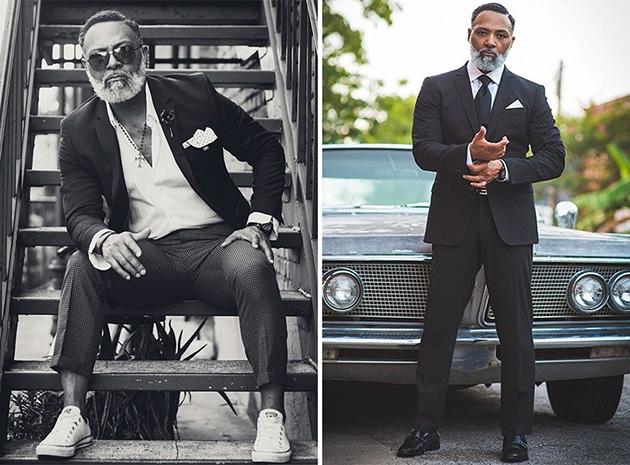older,aged, handsome,guys, viral, social media, internet, luxury,