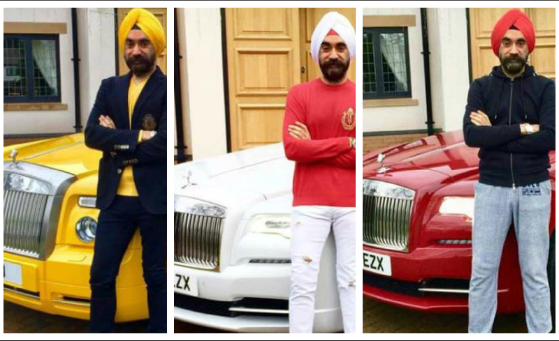 CEO, challenge, billionaire , sikh religion , rolls royce , turbans, pheonix, business