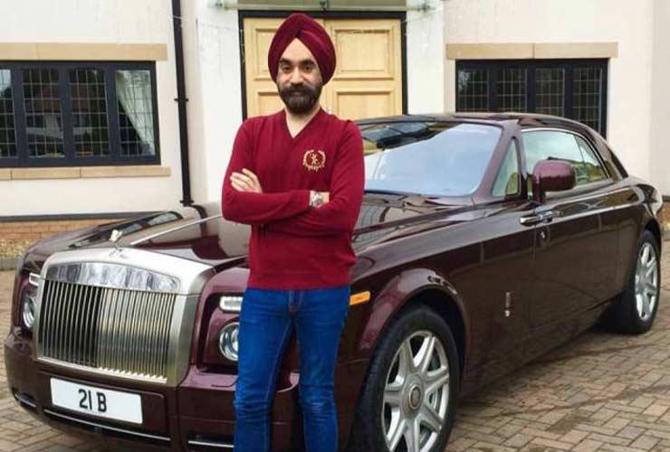 CEO, challenge, billionaire , sikh religion , rolls royce , turbans, pheonix, business