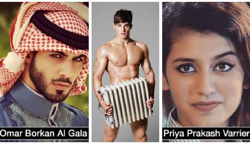 social media, internet, viral, marathon , prisoner, modelling, hoax, heartthrob