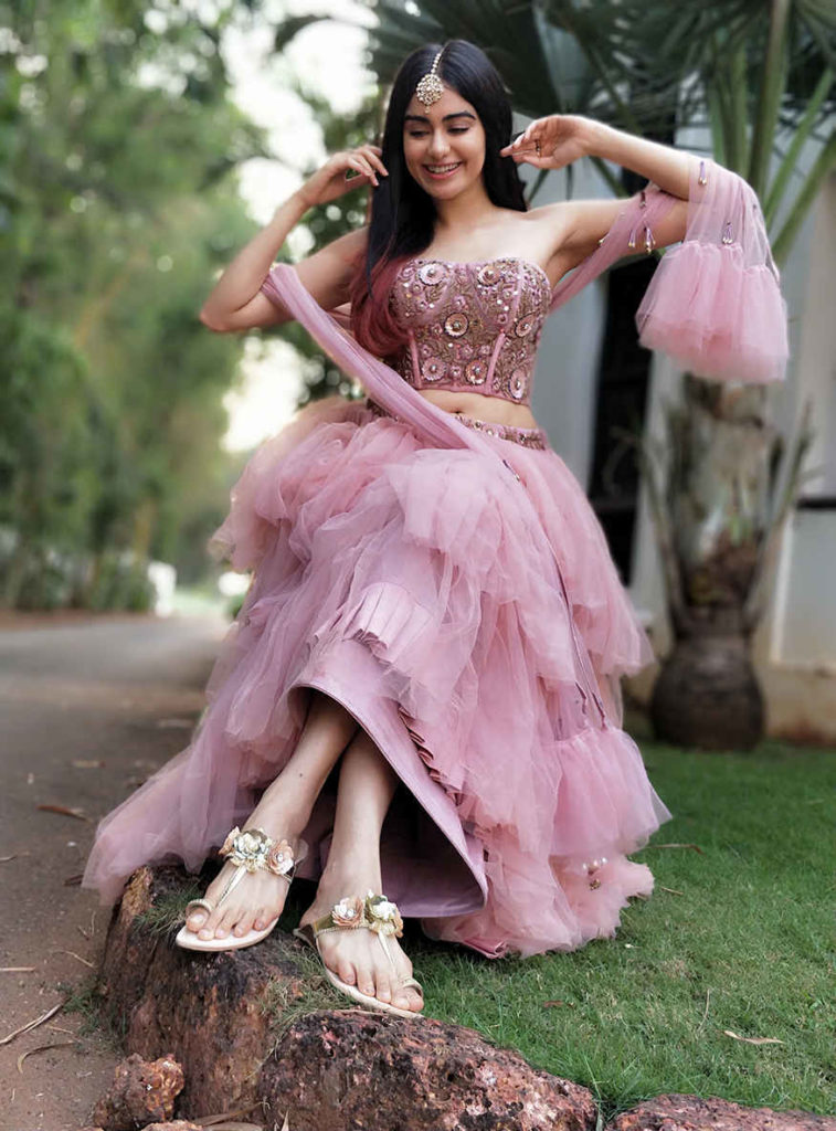 Cute , Photos , Adah Sharma