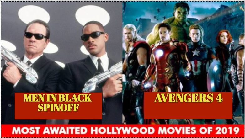 Upcoming Hollywood Movies Of 2019 The List Has Too Many Big Movies