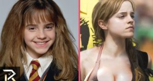 Childhood, Nerd, Hollywood, Stars, Emma watson,