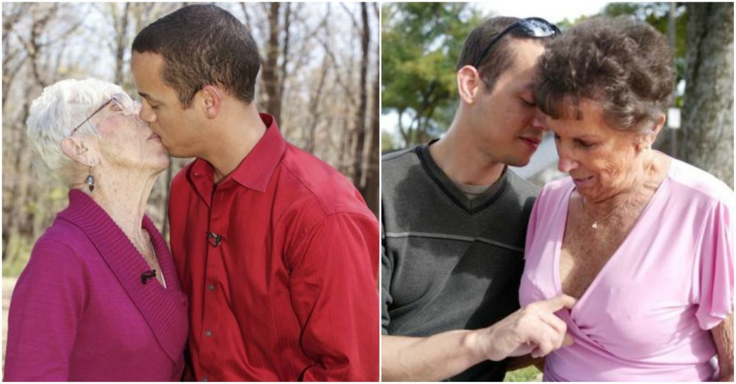 Meet The 33-Year-Old Man Who Is Addicted To Dating Older