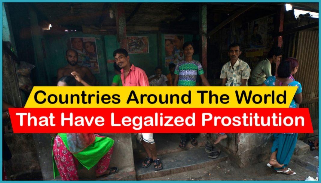 Prostitution, brothel , oldest, job, Legal,