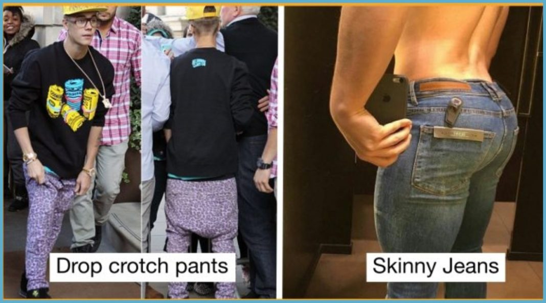 Fashion, Trend, Hate,