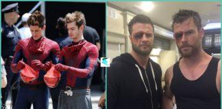 Avengers, Stunt Double, Superheroes.