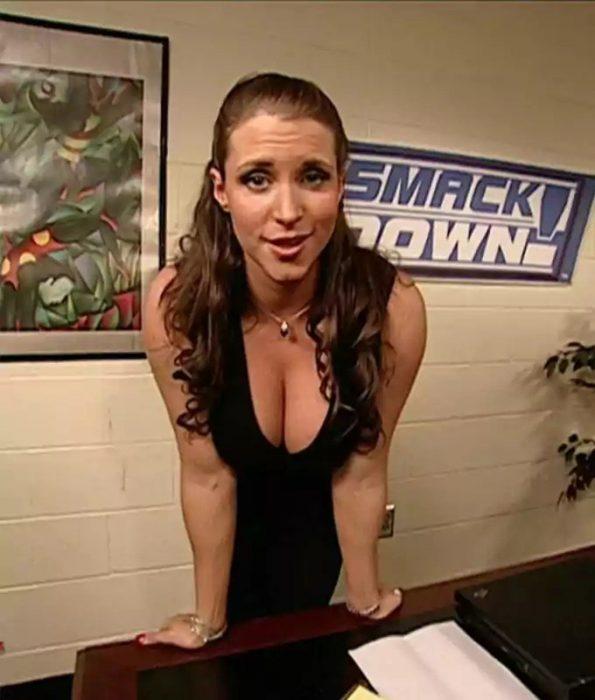 Stephanie McMahon, Chairman , WWE, planet ,
