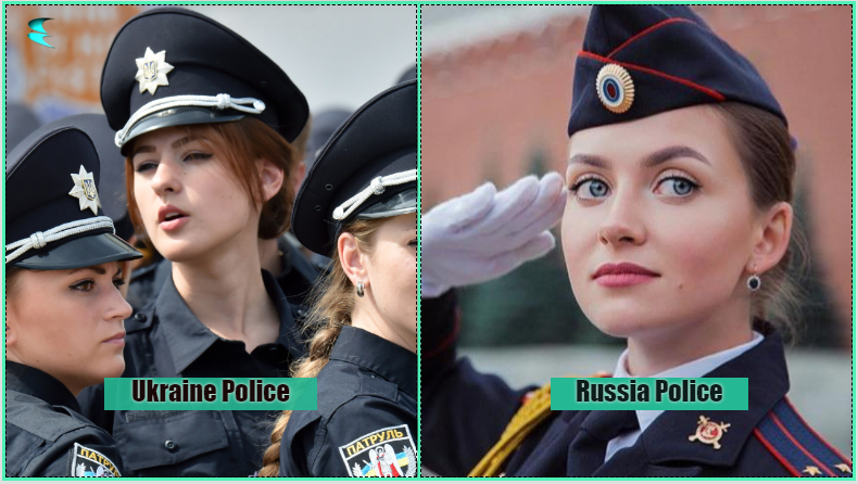 Beautiful, world, women, force, police