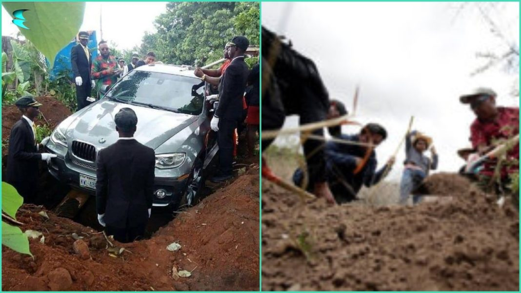 buries, comfort, BMW, Son ,