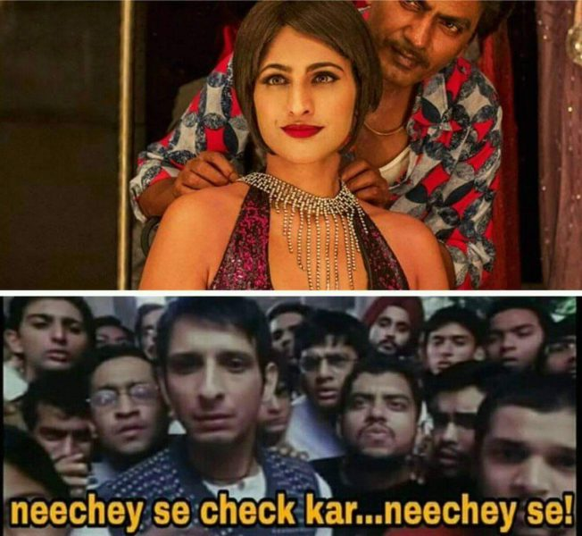 Memes, sacred games, Indian, web series, Netflix,