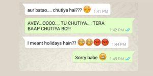 Whatsapp, chat, funny,