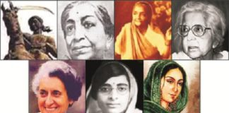 Women, Freedom, Fighters, India, Proud , great, women, leaders, theemergingindia, Emerging, India