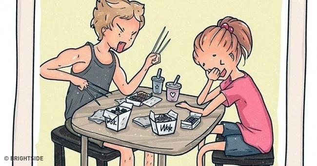 Charming, Illustrations, True Love