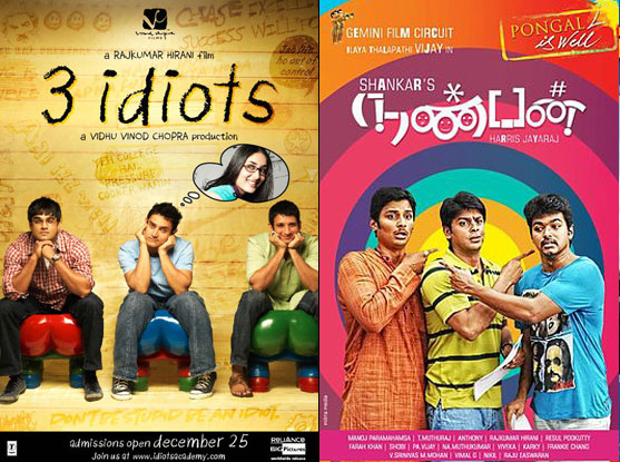 Copied , South Indian , Industry ,Bollywood, movies ,film