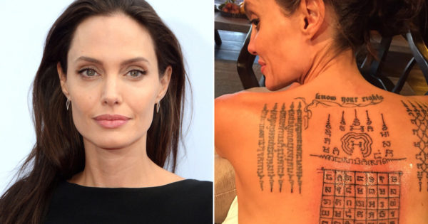 celebrities, tattoo, flaunt, Indian, Hollywood Celebrities