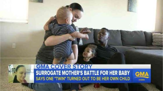 surrogate, Mom , Birth , Married Couple, DNA Test, unimaginable