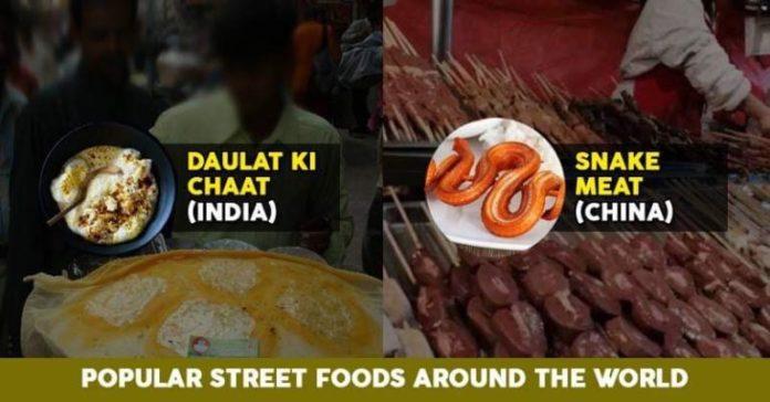 Street Foods , cultures , cuisines , palettes,