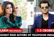 Highest Paid, Actors, TV, bollywood stars, gaga