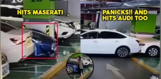 Audi, maserati, BMW, car, CCTV, footage,, theemergingindia, emerging india