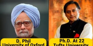 Highly, Educated Politicians, India, theemergingindia, emerging, india