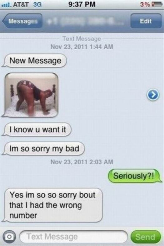 Sexy text message pictures