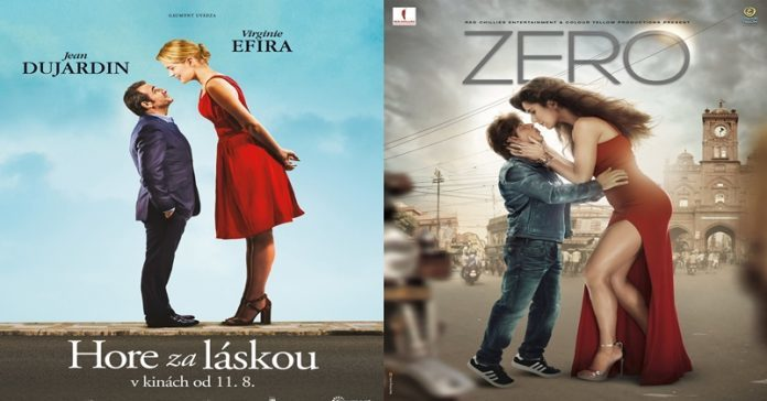 Movie Posters , Copy Cat, Bollywood , prominence , Hollywood,