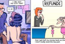 Funny , Irony Comics, Laugh Out Loud.