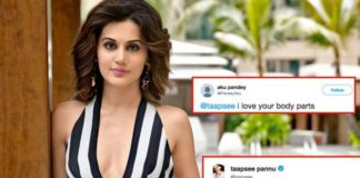 Fan , Taapsee , Body Parts, platform , talent , reasons, blessing , Epic, reply, theemergingindia, emergingindia