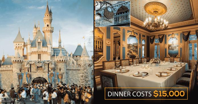 Secret , Disneyland , Dinner , Disney , hotel room, theemergingindia, emergingi india