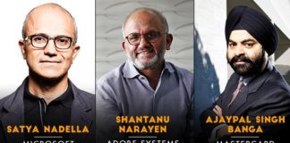 CEO, streets , Hyderabad , Mastercard, School , microsoft, adobe,