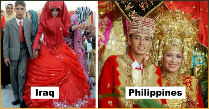 Pictures, Traditional Wedding, Outfits, world, diverse , country, theemergingindia, emerging India