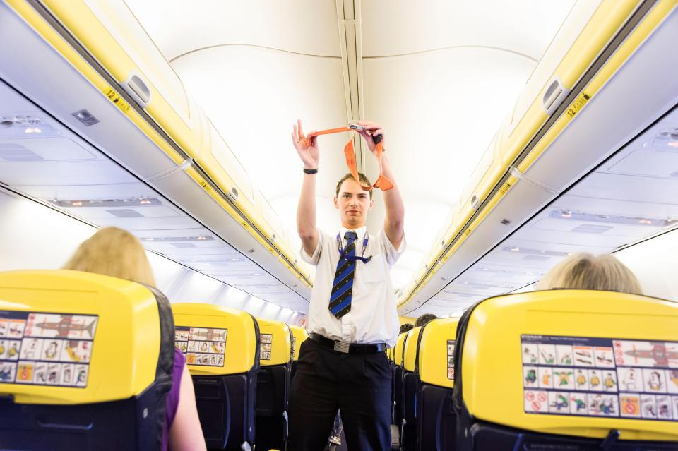 Flying , Attendants , Secrets , frightening , situation , theemergingindia, Emerging India