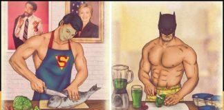 cartoon series, Portrays , Secret, Lifestyle , Superheroes, Justice league , fan, theem