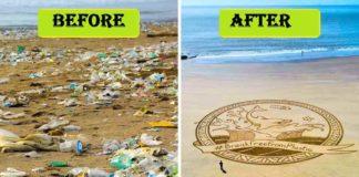 Grandma , Beaches , Cleaned, Inspired , greatest gift, humans , Planet, themergingindia, Emerging , India