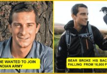Bear, Grylls, Planet, Shock, Real life, hero, theemerginginda, Emerging India