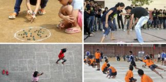 Indian Childhood Games, remember , names , childhood, Revived , Lost , theemergingindia, Emerging India