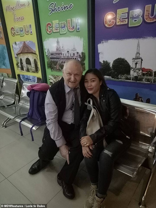 Love Story Of This Filipino Woman And British Man Despite Having A 48-Year Age Gap Is Goals