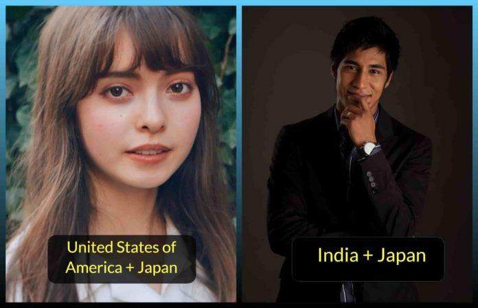 Beautiful, Hafu, Japanese, classify, world, photos, photos, theemergingindia, Emerging, India,