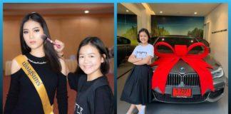 12 year old, girl, BMW, Earning, Money, buying, makeup skills, theemergingIndia, Emerging, India