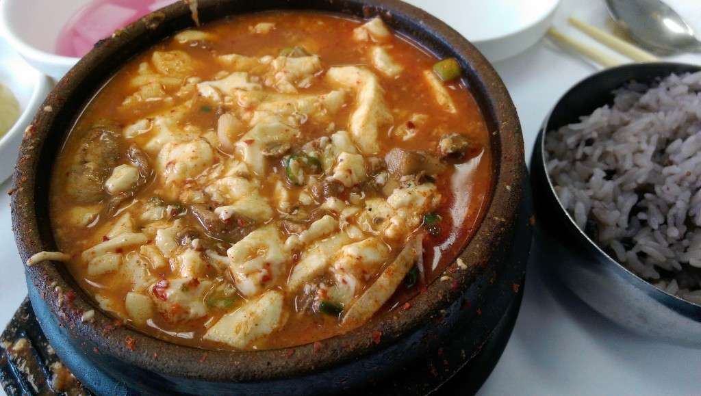 South korean, try, food, best, famous,