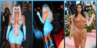 Kim Kardashian , Attire , Met Gala 2019, After-Party, outfits , social events,