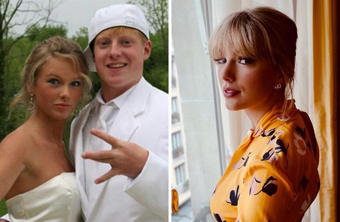 unseen, Prom night, picture of celebrities, college student, memorable milestones