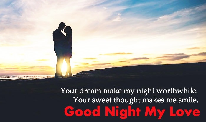 Romantic Good Night Images , HD Romantic Good Night Images, kiss  images,