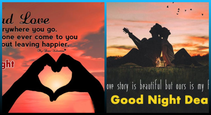 Download Hd Romantic Good Night Images Of Love