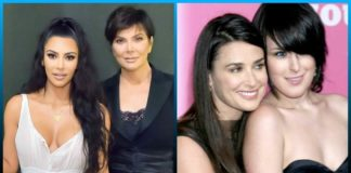 Glamorous, Mother-daughter, industry, look, time,