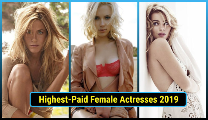 Forbes , Highest-Paid Female Actresses , Topped ,