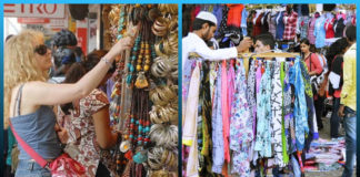 Chor Bazaar, Mumbai, Fashion Street, Dharavi's Leather Market, Linking Road, Crawford Market,