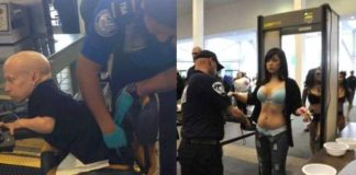 Airport Security Check, airport security check in, airport security checklist,