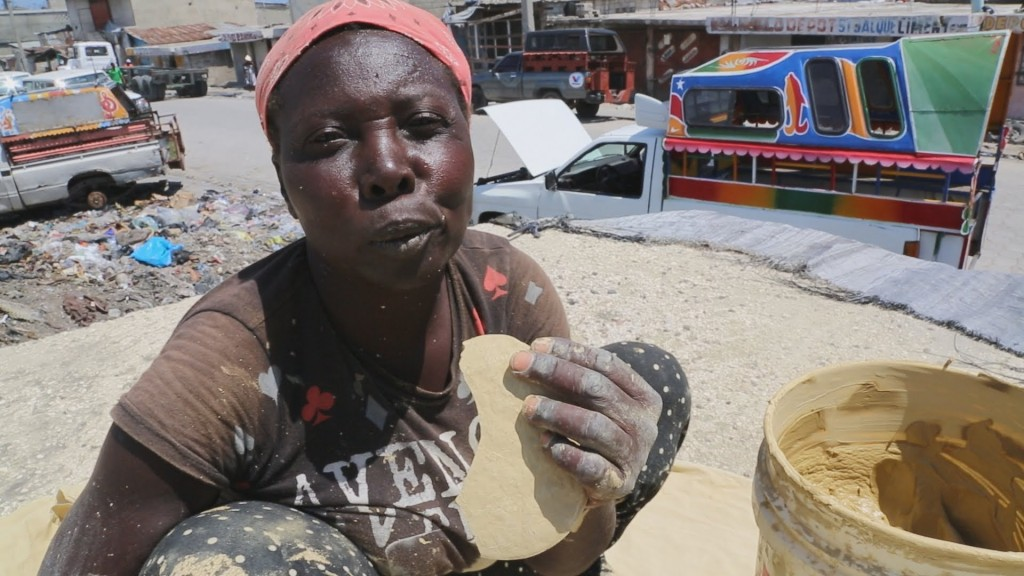 Haiti, Eat, Cookies, Survive, waste, hell, food, afford,